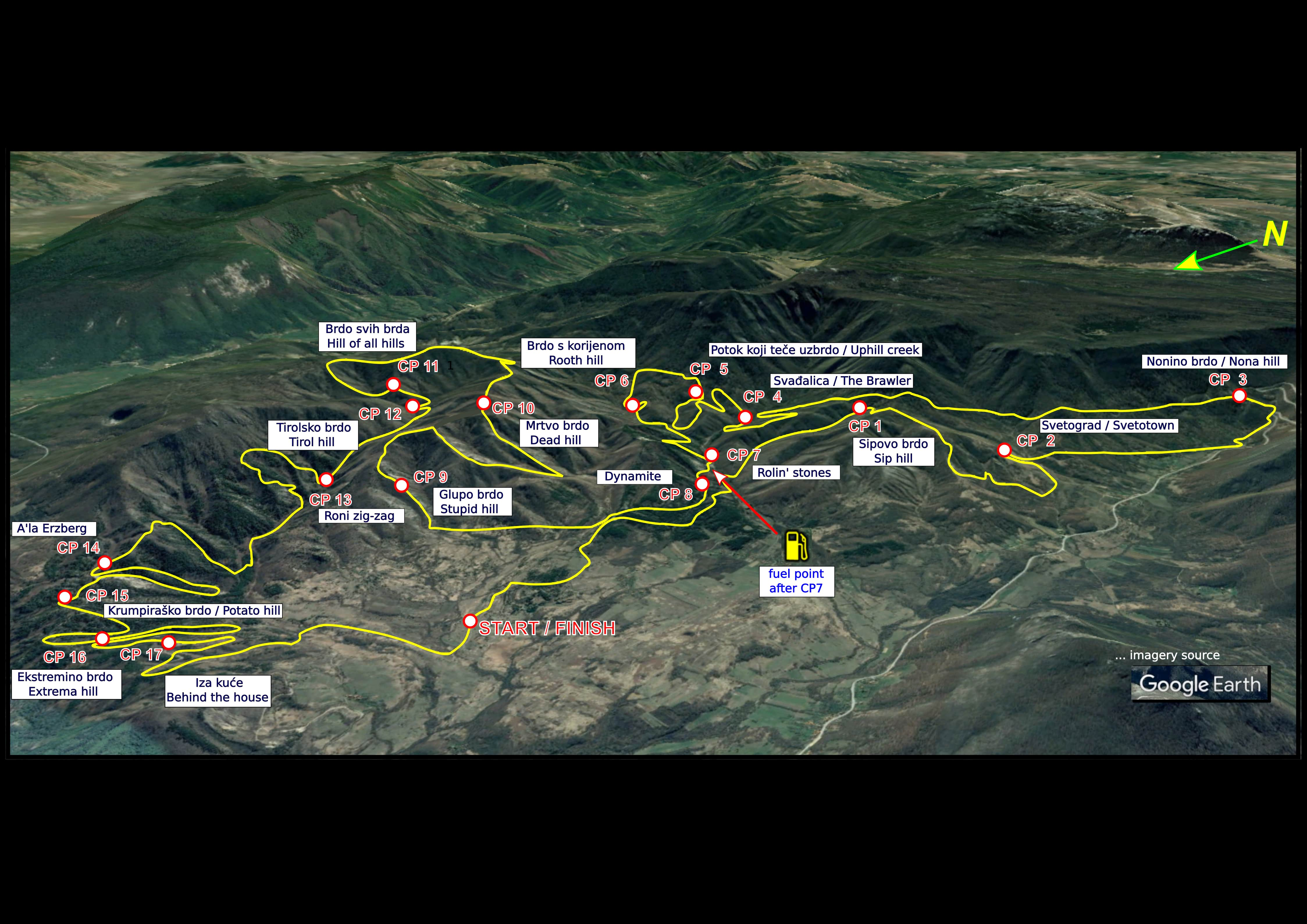 BRIEFING RACE  day / 10.09.2017  at 8:30h